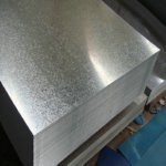 Galvanized Sheets 150x150